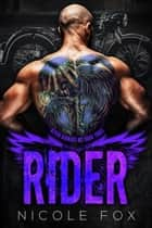 Rider (Book 3) - Seven Sinners MC, #3 ebook by