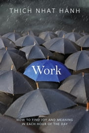 Work - How to Find Joy and Meaning in Each Hour of the Day ebook by Thich Nhat Hanh