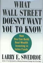 the only guide to alternative investments you ll ever need swedroe larry e kizer jared