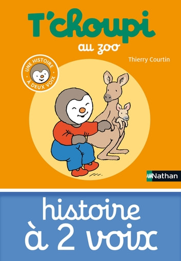 T'choupi au zoo ebook by