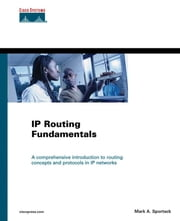 IP Routing Fundamentals ebook by Sportack, Mark A.