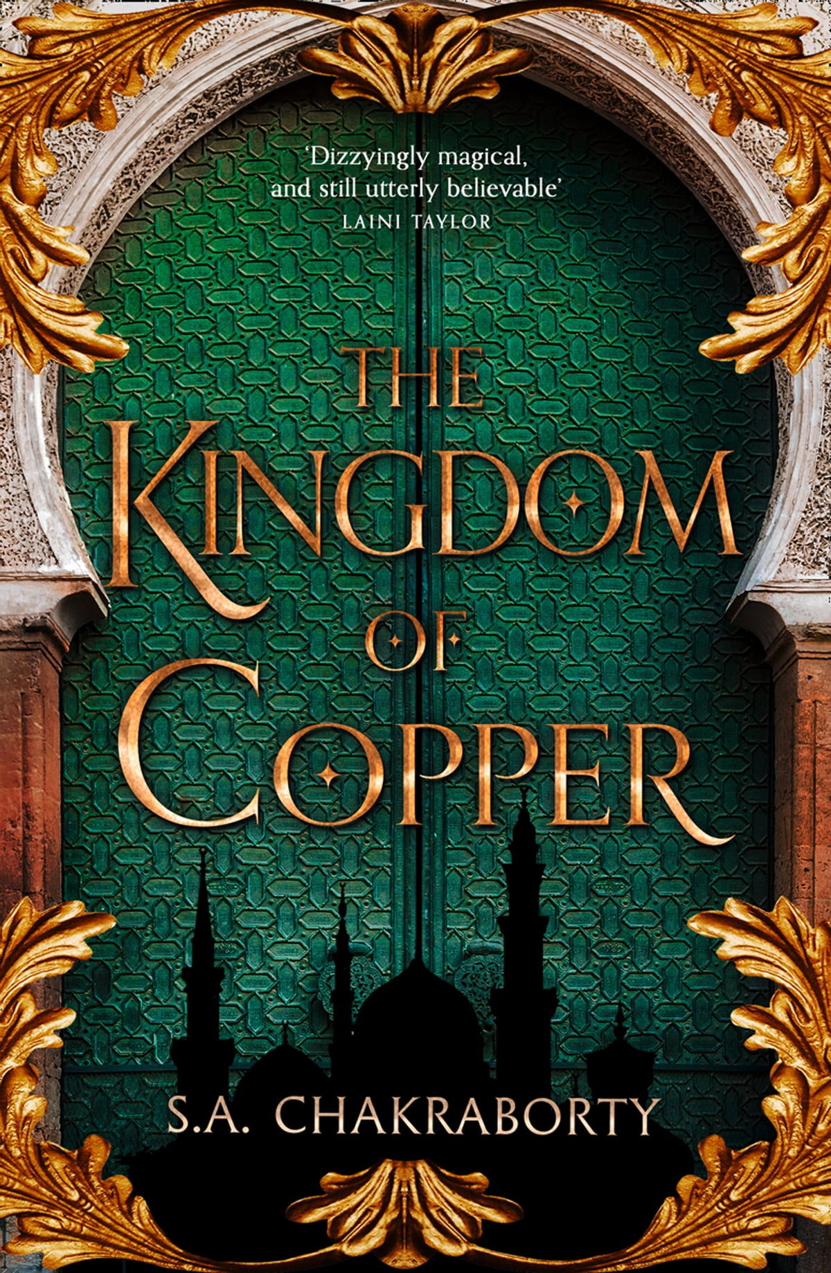 The Kingdom of Copper (The Daevabad Trilogy, Book 2) by S. A. ...