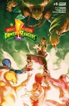 Mighty Morphin Power Rangers #5 ebook by Kyle Higgins, Thony Silas