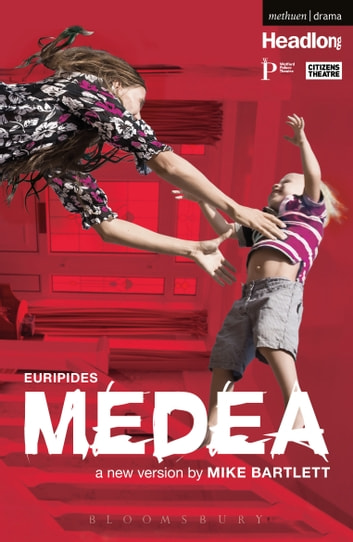Medea eBook by Euripides,Mike Bartlett
