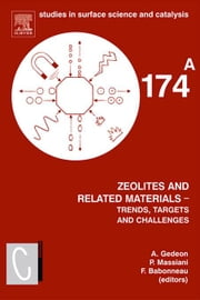 Zeolites and Related Materials: Trends Targets and Challenges(SET): 4th International FEZA Conference, 2-6 September 2008, Paris, France ebook by Gedeon, Antoine