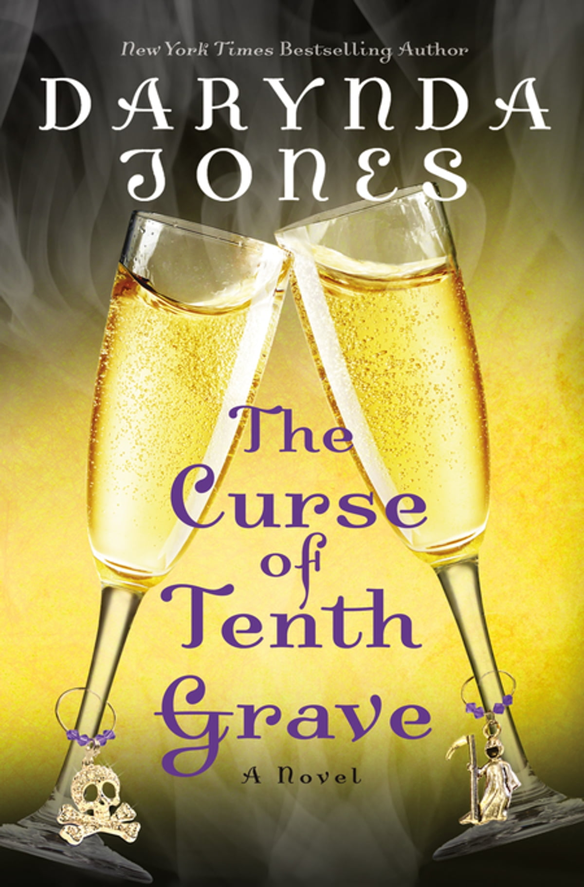 The Curse Of Tenth Grave  A Novel Ebook By Darynda Jones