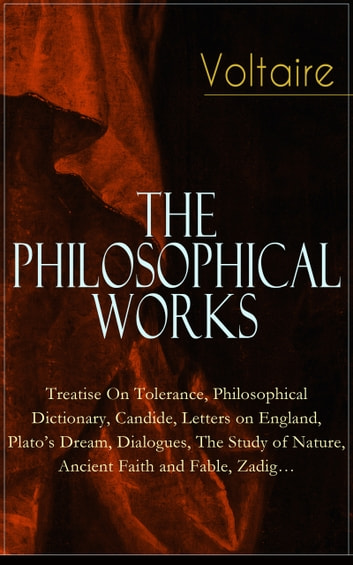 an analysis of voltaires philosophy in his work candide Voltaire's candide has many themes, though one central, philosophical  in  addition to his anti-philosophy current which runs throughout the work, voltaire  also.