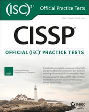 CISSP Official (ISC)2 Practice Tests ebook by Mike Chapple,David Seidl