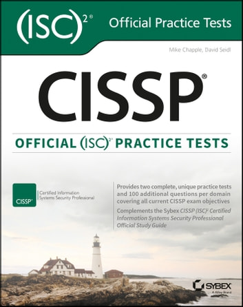 Cissp official isc2 practice tests ebook by mike chapple cissp official isc2 practice tests ebook by mike chappledavid seidl fandeluxe Images