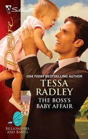 The Boss's Baby Affair ebook by Tessa Radley