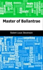 Master of Ballantrae ebook by Robert Louis Stevenson