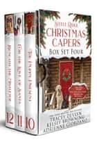 Steele Ridge Christmas Caper Box Set 4 - A Small Town Kidnapping Theft Family Saga Holiday Romance Novella Box Set ebook by Tracey Devlyn, Kelsey Browning, Adrienne Giordano