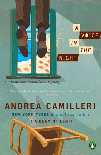A Voice in the Night ebook by Andrea Camilleri