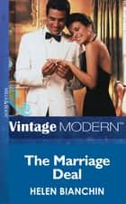 The Marriage Deal (Mills & Boon Modern) eBook by Helen Bianchin