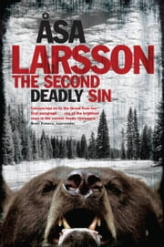 The Second Deadly Sin ebook by Asa Larsson,Laurie Thompson