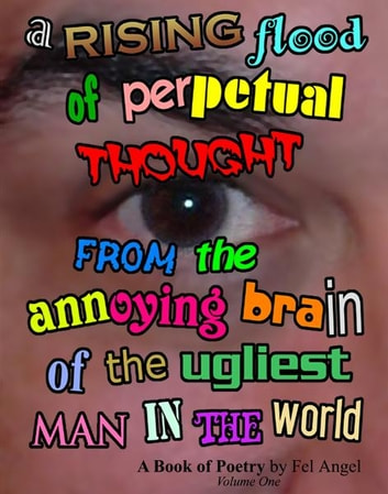 A Rising Flood of Perpetual Thought from the Annoying Brain of the Ugliest Man in the World - A Book of Poetry, Volume One ebook by Fel Angel
