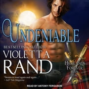 Undeniable audiobook by Violetta Rand