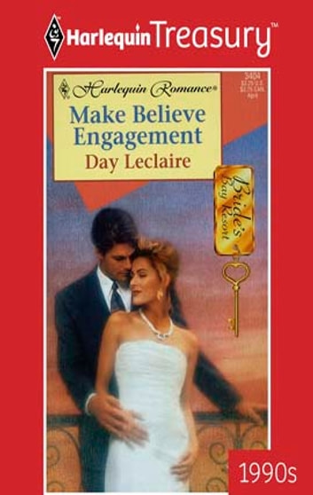 Make Believe Engagement ebook by Day Leclaire