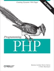 Programming PHP ebook by Tatroe,MacIntyre,Lerdorf