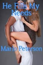 He Fills My Needs ebook by Marlo Peterson