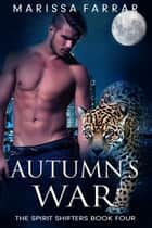 Autumn's War ebook by Marissa Farrar
