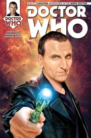 Doctor Who: The Ninth Doctor #1 ebook by Cavan Scott,Adriana Melo,Matheus Lopes