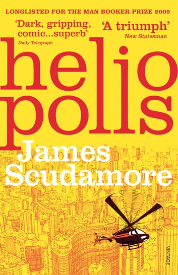 Heliopolis ebook by James Scudamore