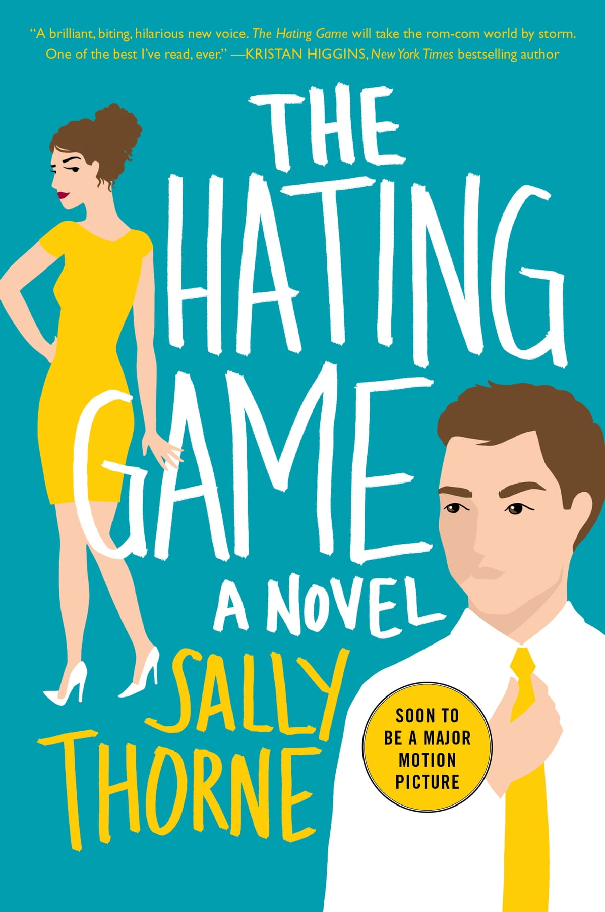 The Hating Game eBook by Sally Thorne | Rakuten Kobo