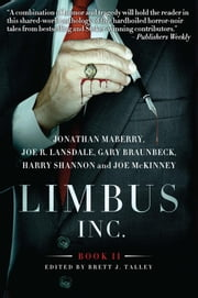 Limbus, Inc. - Book II ebook by Maberry, Jonathan