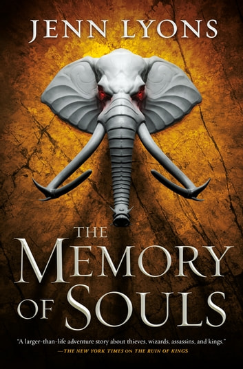 The Memory of Souls ebook by Jenn Lyons