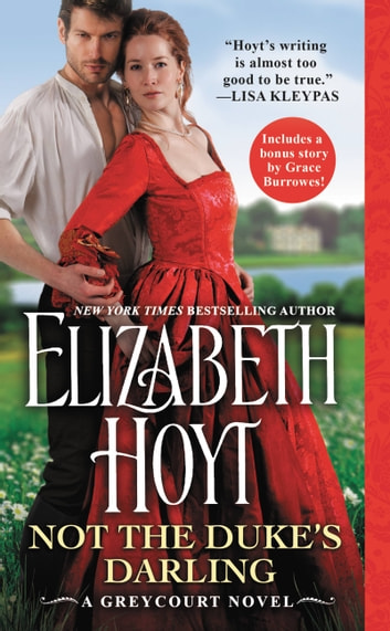 Not the Duke's Darling - Includes a bonus novella ebook by Elizabeth Hoyt