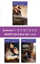 Harlequin Intrigue March 2019 - Box Set 1 of 2 - An Anthology ebook by Janice Kay Johnson, Alice Sharpe, Rita Herron