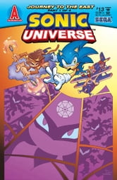 Sonic Universe #13 ebook by Ian Flynn, Tracy Yardley!
