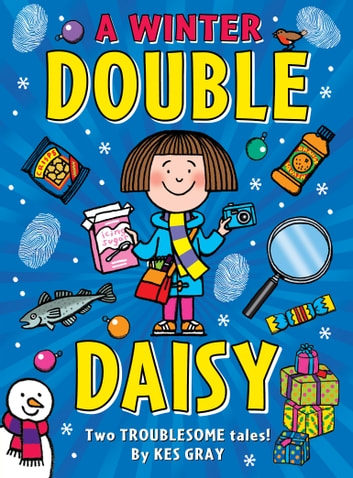 A Winter Double Daisy ebook by Kes Gray