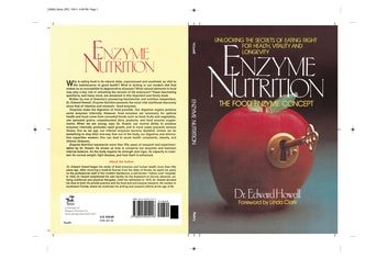Enzyme Nutrition - The Food Enzyme Concept ebook by Edward Howell