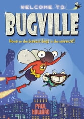 Bugville ebook by Paul Howard