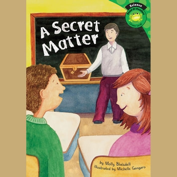 Secret Matter, A audiobook by Molly Blaisdell