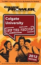 Colgate University 2012 ebook by Erika Nyamé-Nséké