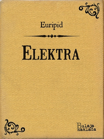 Elektra ebook by Euripid