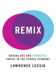 Remix - Making Art and Commerce Thrive in the Hybrid Economy ebook by Lawrence Lessig