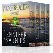 Weldon Brothers Bundle - Southern Steam Novels ebook by Jennifer Saints