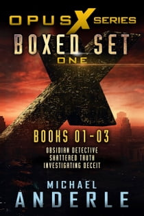 Opus X Series Boxed Set One - Books 1-3 ebook by Michael Anderle