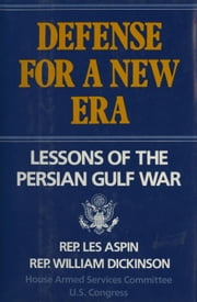 Defense for a New Era ebook by LES ASPIN, William Dickinson
