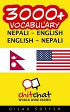 3000+ Vocabulary Nepali - English ebook by Gilad Soffer