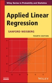 Applied Linear Regression ebook by Sanford Weisberg