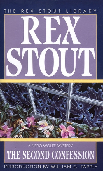 The Second Confession ebook by Rex Stout