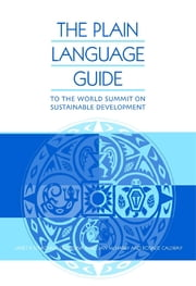 The Plain Language Guide to the World Summit on Sustainable Development ebook by Rosalie Callway