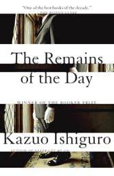The Remains of the Day ebook by Kazuo Ishiguro