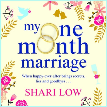 My One Month Marriage - The uplifting page-turner from #1 bestseller Shari Low ebook by Shari Low
