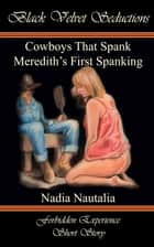 Meredith's First Spanking ebook by Nadia Nautalia